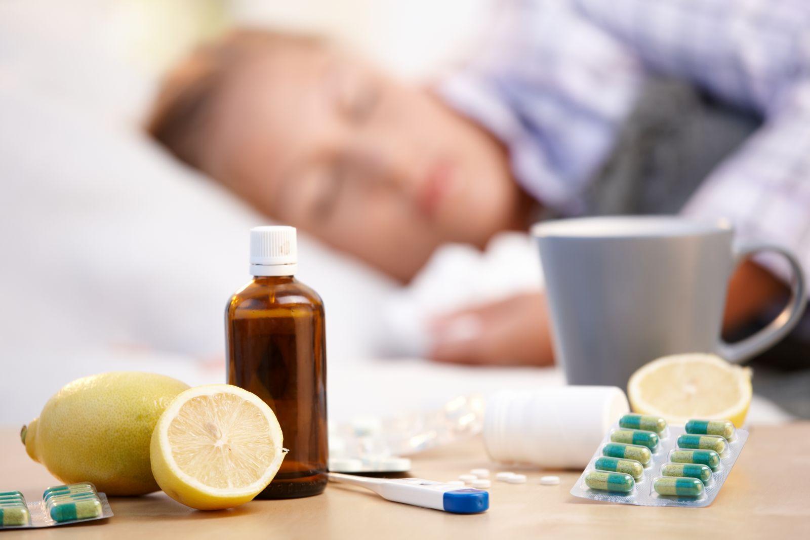О профилактике гриппа!